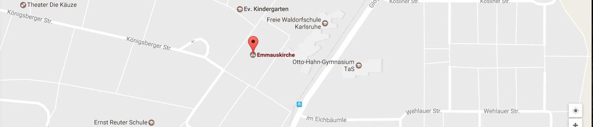 Ihre Ansprechpartner / Quelle: Emmausgemeinde Karlsruhe
