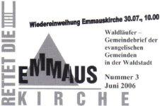 Quelle: Emmausgemeinde Karlsruhe
